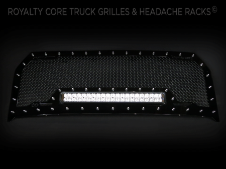 Grilles - RC1X - Royalty Core - Ford F-150 2015-2017 RC1X Incredible LED Full Grille Replacement