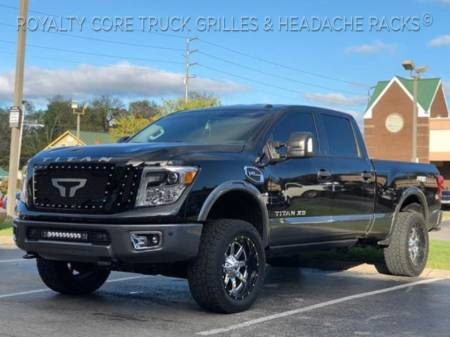 Royalty Core - Nissan Titan 2016-2018 RC2 Twin Mesh Grille - Image 2