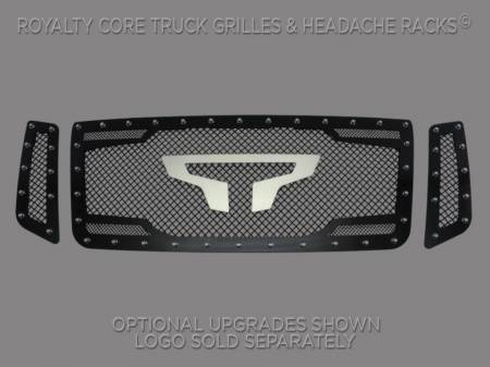 Royalty Core - Nissan Titan 2016-2018 RC2 Twin Mesh Grille - Image 1