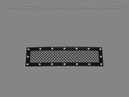 Grilles - Bumper Grilles - Royalty Core - Ford F-150 2013-2014 Bumper Grille