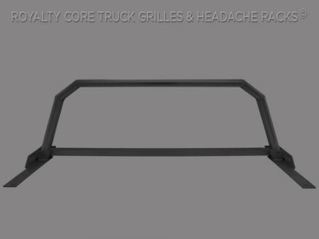 Royalty Core - Chevy/GMC 1500/2500/3500 1999-2007.5 RC88S Sport Billet Headache Rack