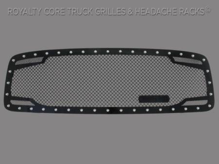 Royalty Core - Dodge Ram 1500 2002-2005 RC2 Twin Mesh Grille - Image 2