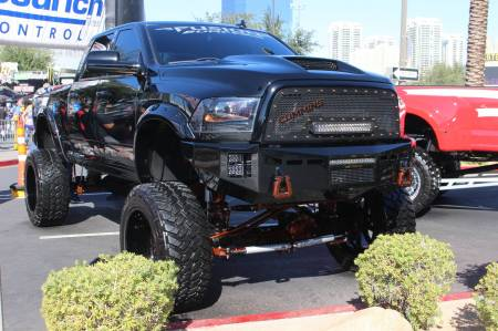 Royalty Core - DODGE RAM 2500/3500/4500 2013-2018 RCRX LED Race Line Grille - Image 3