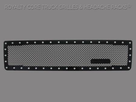 Bronco - 1992-1998 Bronco Grilles - Royalty Core - Ford Super Duty 1992-1998 RC1 Main Grille