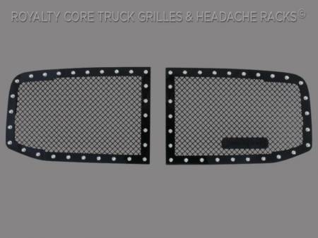Royalty Core - Dodge Ram 2500/3500/4500 2006-2009 RC1 Classic Grille 2 Piece - Image 1