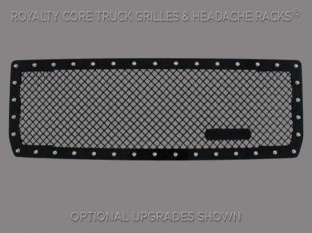1500 - 2014-2015 - Royalty Core - GMC Sierra 1500, Denali, & All Terrain 2014-2015 RC1 Classic Grille