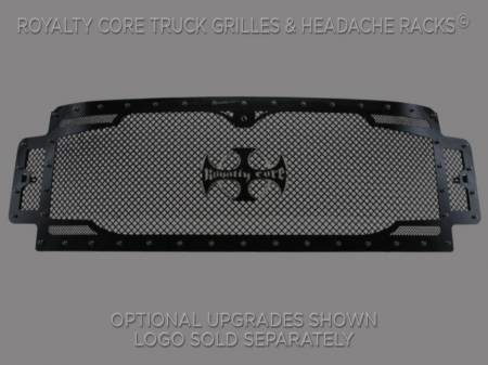 Royalty Core - Ford Super Duty 2017-2019 RC2 Twin Mesh Full Grille Replacement - Image 3