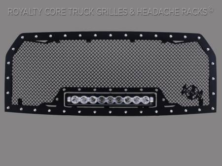 Meyer's - Ford F-150 2015-2017 RC1X Incredible LED Full Grille Replacement