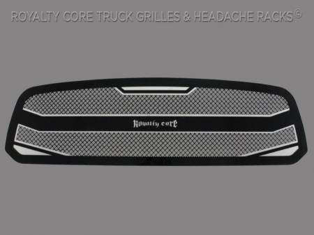 1500 - 2013-2018 1500 Grilles - Royalty Core - Royalty Core Ram 1500 2013-2018 RC4 Layered Grille
