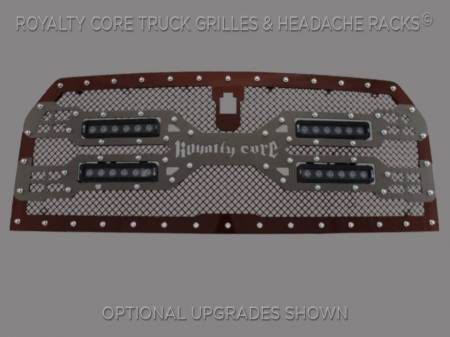 Royalty Core - Royalty Core Ford F-150 2015-2017 RC5X Quadrant LED Full Grille Replacement - Image 2