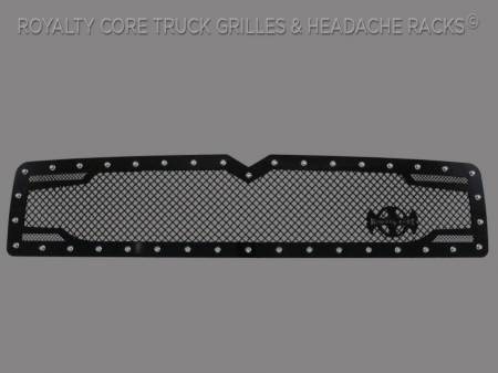 Royalty Core - Dodge Ram 2500/3500/4500 1994-2002 RC2 Twin Mesh Grille