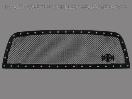 2500/3500 - 2013-2018 - Royalty Core - Dodge Ram 2500/3500/4500 2013-2018 RC1 Classic Grill