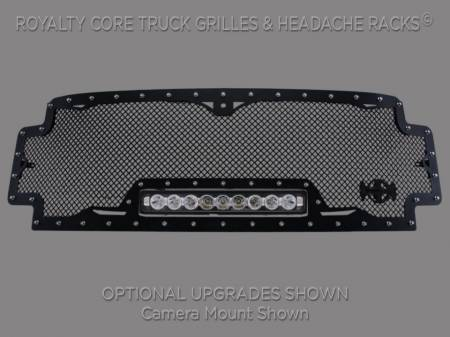 Royalty Core - Ford Super Duty 2017-2019 RC1X Incredible LED Full Grille Replacement - Image 2