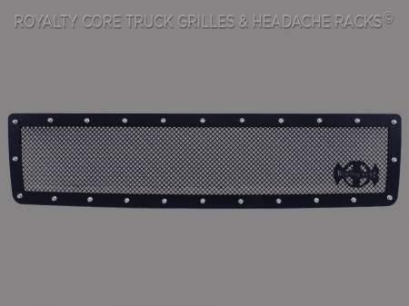 Bronco - 1992-1998 Bronco Grilles - Royalty Core - Ford Super Duty 1992-1998 RCR Race Line Grille