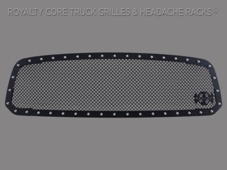 1500 - 2013-2018 - Grandwest - Dodge Ram 1500 2013-2018 RC1 Classic Grille