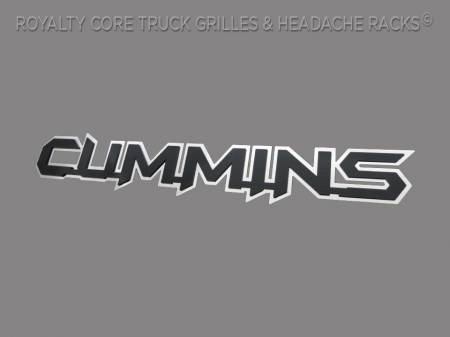 Emblems - Grandwest - Cummins Emblem