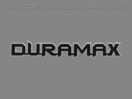 Emblems - Grandwest - Duramax Emblem
