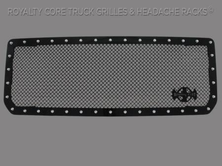 Grandwest - GMC Sierra HD 2500/3500 2015-2018 RC1 Classic Grille
