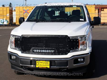 Royalty Core - Ford F-150 2018-2020 RC1X Incredible LED Full Grille Replacement - Image 2