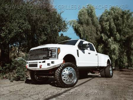 Royalty Core - Ford Super Duty 2017-2019 RC3DX Innovative Full Grille Replacement - Image 4