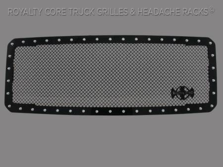Super Duty - 2011-2016 Super Duty Grilles - Royalty Core - Ford SuperDuty 2011-2016 RC1 Classic Grille