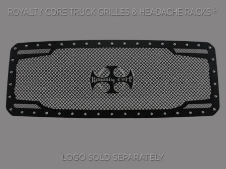 Excursion - 2011-2016 - Meyer's - Ford Super Duty 2011-2016 RC2 Twin Mesh Grille