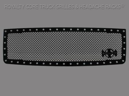 Royalty Core - GMC Sierra & Denali 1500 2007-2013 RC1 Classic Grille - Image 1