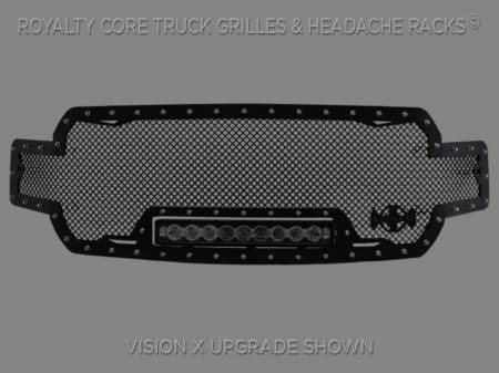 F-150 - 2018-2019 F-150 Grilles - Royalty Core - Ford F-150 2018-2019 RC1X Incredible LED Full Grille Replacement