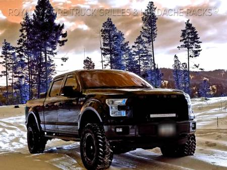 Royalty Core - Ford F-150 2015-2017 RC1X Incredible LED Full Grille Replacement - Image 3