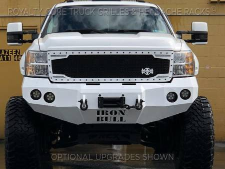 Royalty Core - Chevy 2500/3500 2011-2014 Full Grille Replacement RC2 Twin Mesh Grille - Image 4