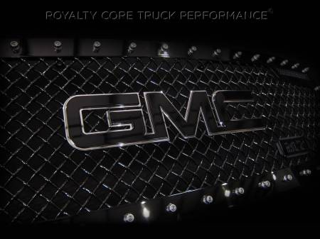 Emblems - Royalty Core - GMC Emblem