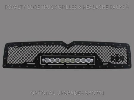 Royalty Core - Dodge Ram 2500/3500/4500 1994-2002 RC1X Incredible LED Grille