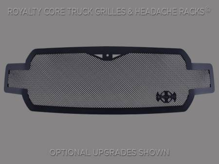 F-150 - 2018-2019 F-150 Grilles - Royalty Core - Ford F-150 2018-2019 RCR Race Line Full Grille Replacement