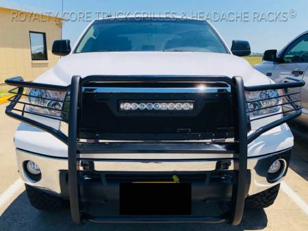 Royalty Core - Toyota Tundra 2010-2013 RCRX LED Race Line Grille-Top Mounted LED - Image 4