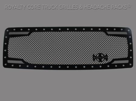 Grilles - RC2 - Royalty Core - Ford F-150 2009-2012 RC2 Twin Mesh Grille