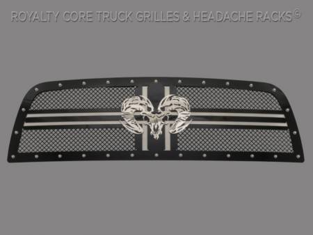 2500/3500 - 2013-2018 - Royalty Core - Dodge Ram 1500 2013-2018 RCR2 Ram Classic Grille