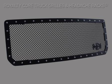 Grandwest - GMC Sierra HD 2500/3500 2015-2019 RC1 Classic Grille - Image 2
