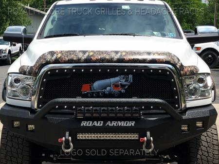 Royalty Core - Dodge Ram 2500/3500 2013-2018 RC2 Main Grille Twin Mesh - Image 2