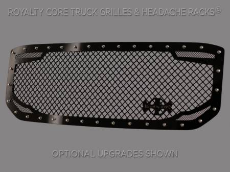 Grilles - RC2 - Royalty Core - GMC Yukon & Denali 2015-2020 RC2 Twin Mesh Grille