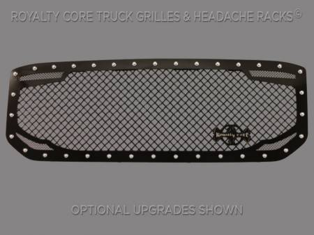 Royalty Core - GMC Yukon & Denali 2015-2020 RC2 Twin Mesh Grille - Image 2