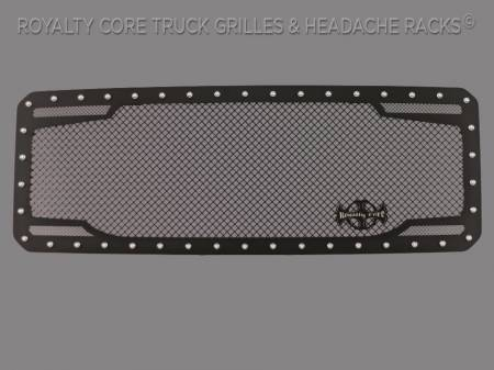 Excursion - 2011-2016 - Grandwest - Ford Super Duty 2011-2016 RC2 Twin Mesh Grille