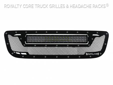 Royalty Core - Ford F-150 1999-2003 RCRX LED Race Line Grille-Top Mounted LED - Image 5