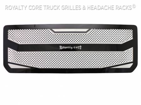 Meyer's - GMC Sierra HD 2500/3500 2015-2019 RC4 Layered Grille - Image 6