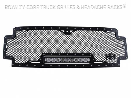 Meyer's - Ford Super Duty 2017-2019 RC1X Incredible LED Full Grille Replacement-Camera Mount - Image 3