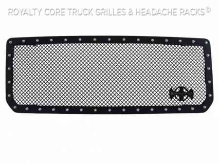 Grandwest - GMC Sierra HD 2500/3500 2015-2019 RC1 Classic Grille - Image 4