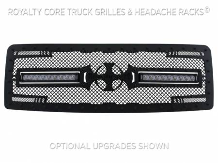 Royalty Core - Ford F-150 2009-2012 RC2X X-Treme Dual LED Grille - Image 3